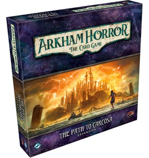 Arkham Horror TCG The Path to Carcosa Utvidelse til Arkham Horror Card Game
