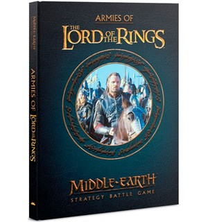 Armies of the Lord of the Rings (Bok) Middle-Earth Strategy Battle Game