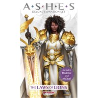 Ashes The Law of the Lions Expansion Utvidelse til Rise of the Phoenixborn