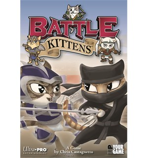 Battle Kittens Kortspill