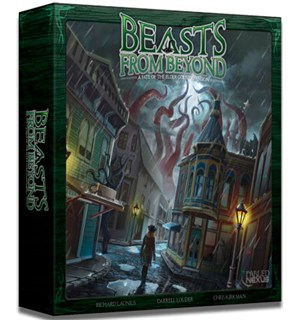 Beasts From Beyond Fate of Elder Gods Ex Utvidelse til A Fate of the Elder Gods