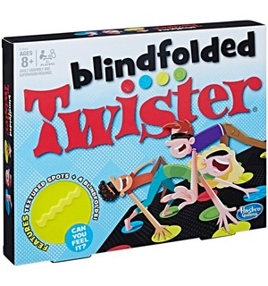 Blindfolded Twister Brettspill