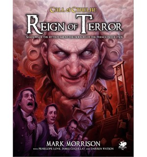 Call of Cthulhu RPG Reign of Terror