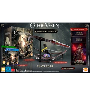 Code Vein Collectors Edition Xbox One