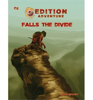 D&D Adventure C5 Falls the Divide Dungeons & Dragons Scenario Level 5-8