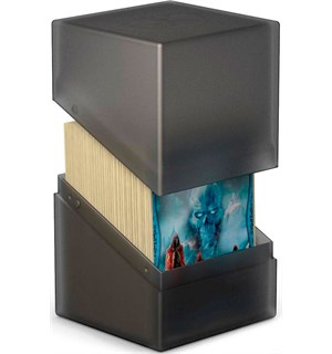 DeckBox Boulder 120 kort Onyx Samleboks Ultimate Guard 10 x 8 x 7,5 cm