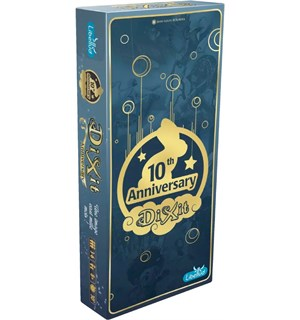 Dixit 10th Anniversary Expansion Utvidelse til Dixit