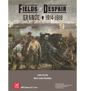 Fields of Despair Brettspill France 1914-1918