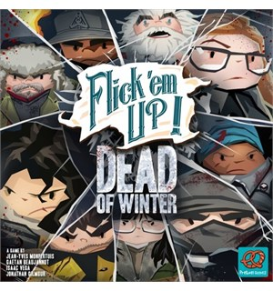 Flick Em Up Dead of Winter Brettspill