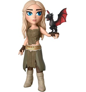 Game of Thrones Figur Daenerys 13cm Rock Candy Vinyl Figure
