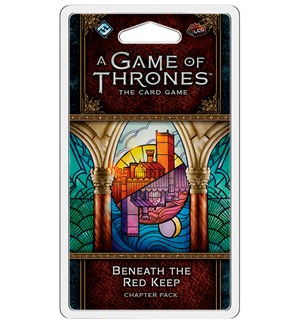 Game of Thrones TCG Beneath the Red Keep Utvidelse til Game of Thrones Card Game