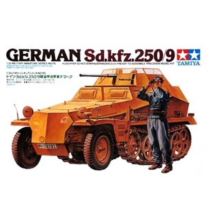German Sd.kfz.250/9 Tamiya 1:35 Byggesett
