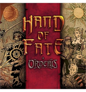 Hand Of Fate Ordeals Kortspill