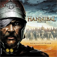 Hannibal and Hamilcar Brettspill Rome vs Carthage