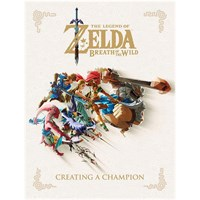 Legend of Zelda Bok Creating a Champion Breath of the Wild