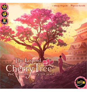 Legend of the Cherry Tree Kortspill That Blossoms Every Ten Years