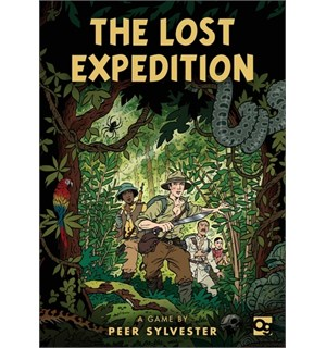 Lost Expedition Kortspill
