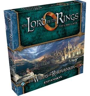 LotR TCG Wilds of Rhovanion Expansion Lord of the Rings The Card Game