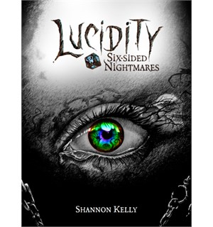 Lucidity Six-Sided Nightmare Terningspil