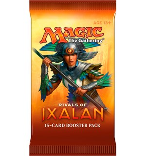 Magic Rivals of Ixalan Booster