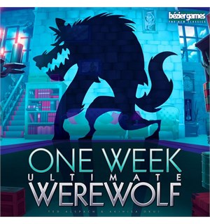 One Week Ultimate Werewolf Brettspill