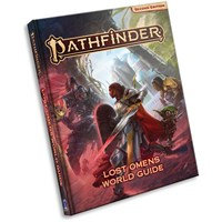 Pathfinder 2nd Ed Lost Omens World Guide Second Edition RPG