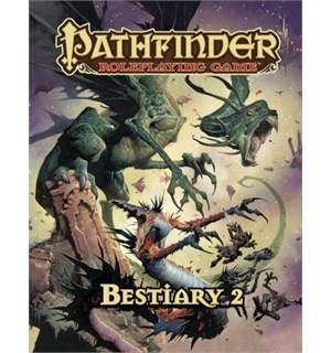 Pathfinder RPG Bestiary 2 (1st edition) First Edition