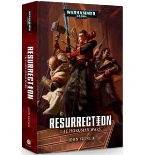 Resurrection The Horusian Wars (Bok) Warhammer 40K Black Library
