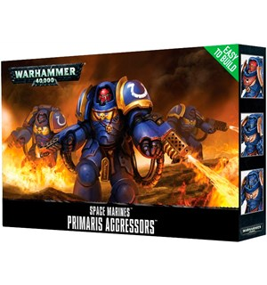 Space Marines Primaris Aggressor (ETB) Warhammer 40K Easy to Build