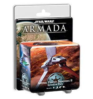 Star Wars Armada Imperial Fighter Squa 2 Imperial Fighter Squadron II