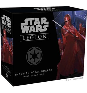 Star Wars Legion Imperial Royal Guards Utvidelse til Star Wars Legion