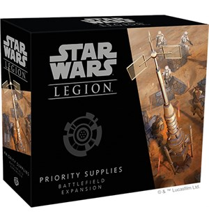 Star Wars Legion Priority Supplies Exp Utvidelse til Star Wars Legion