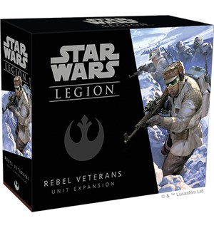 Star Wars Legion Rebel Veterans Unit Exp Utvidelse til Star Wars Legion