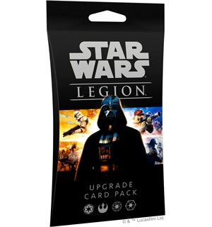 Star Wars Legion Upgrade Card Pack Utvidelse til Star Wars Legion