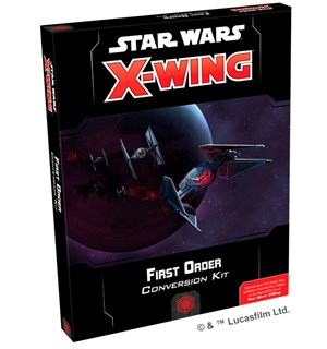 Star Wars X-Wing First Order Conversion Bruk Galactic Empire fra First Edition