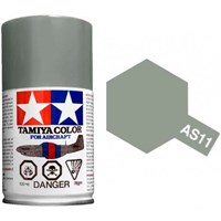 Tamiya Airspray AS-11 Medium Sea Grey Tamiya 86511 - 100ml