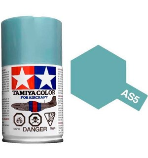 Tamiya Airspray AS-5 Light Blue Tamiya 86505 - 100ml