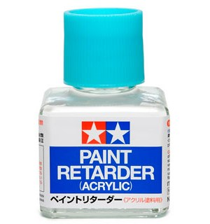 Tamiya Paint Retarder (Acrylic) - 40ml