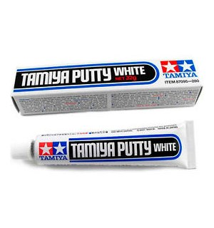 Tamiya Putty - White 32g