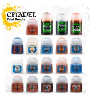 Ultramarines Paint Bundle