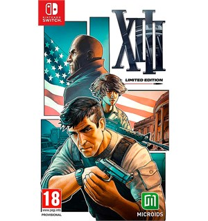 XIII Limited Edition Switch
