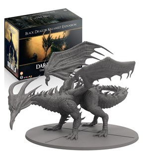 Dark Souls Board Game Black Dragon Kalam Utvidelse til Dark Souls The Board Game