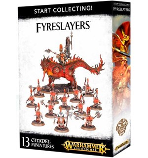 Fyreslayers Start Collecting Warhammer Age of Sigmar
