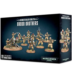 Genestealer Cults Brood Brothers Warhammer 40K