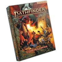 Pathfinder 2nd Ed Core Rulebook Second Edition RPG Innbundet