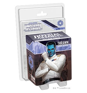 Star Wars IA Thrawn Expansion Utvidelse til Star Wars Imperial Assault