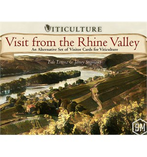 Viticulture Visit from Rhine Valley Exp Utvidelse til Viticulture