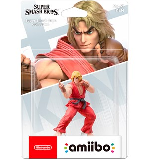 Amiibo Figur Ken Super Smash Bros Collection No 69