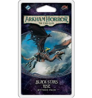 Arkham Horror TCG Black Stars Rise Exp Utvidelse til Arkham Horror Card Game