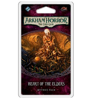 Arkham Horror TCG Heart of the Elders Utvidelse til Arkham Horror Card Game